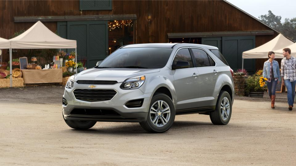 2016 Chevrolet Equinox Vehicle Photo in Massena, NY 13662
