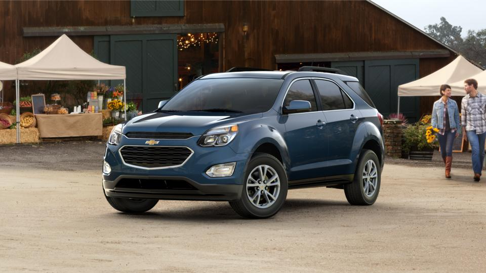 2016 Chevrolet Equinox Vehicle Photo in Champlain, NY 12919