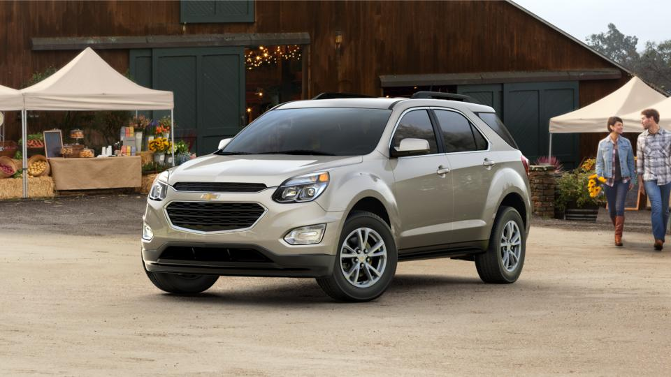 2016 Chevrolet Equinox Vehicle Photo in Anchorage, AK 99515