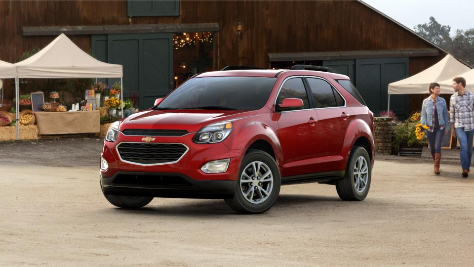 2016 Chevrolet Equinox Vehicle Photo in Detroit, MI 48207