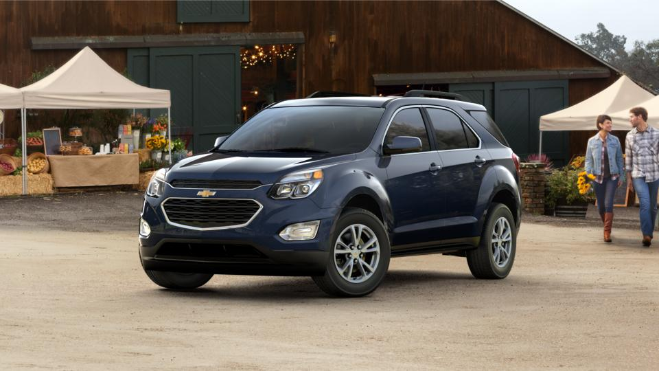 2016 Chevrolet Equinox Vehicle Photo In Garden City, KS 67846