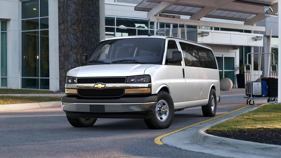 2016 Chevrolet Express Passenger Vehicle Photo in Greensboro, NC 27405