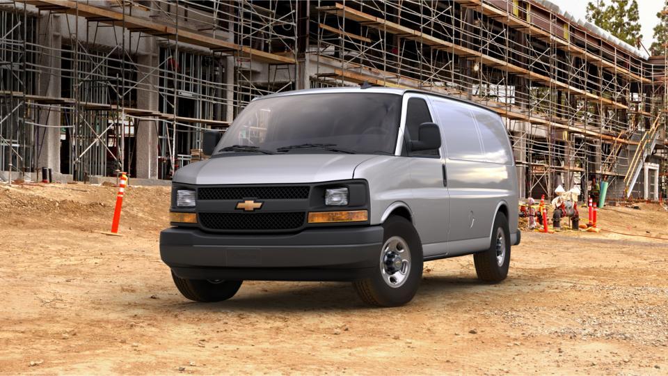 2016 Chevrolet Express Cargo Van Vehicle Photo in Temecula, CA 92591
