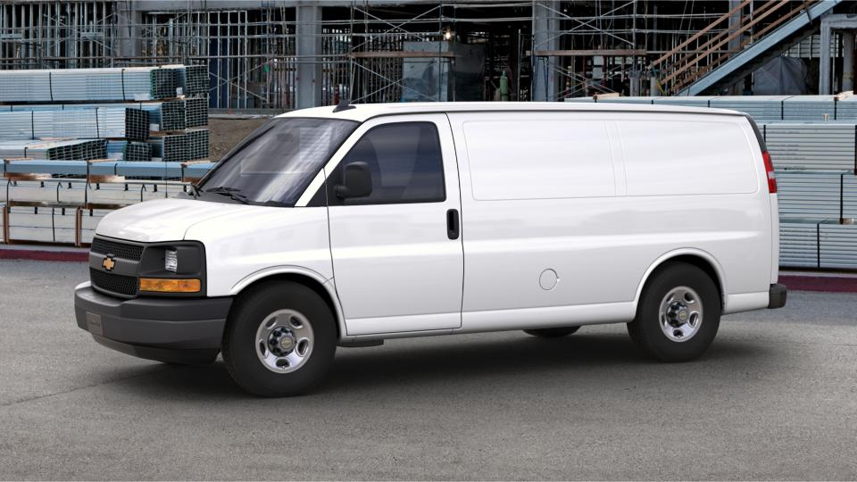 summit white 2016 chevrolet express cargo van for sale at. Black Bedroom Furniture Sets. Home Design Ideas