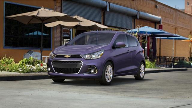 Used Car 2016 Kalamata Chevrolet Spark Lt For Sale In North Carolina