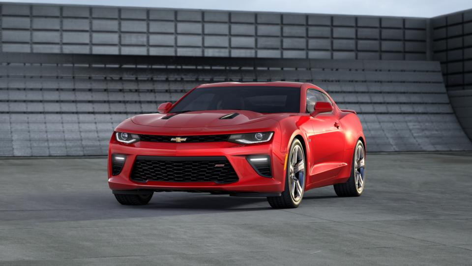 2016 Chevrolet Camaro Vehicle Photo in Kernersville, NC 27284