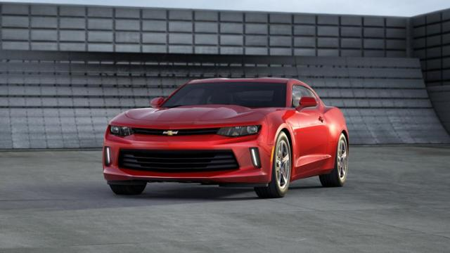 2016 Chevrolet Camaro Vehicle Photo In Kingsville Tx 78363