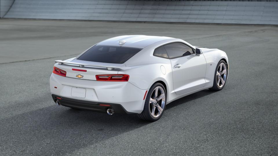 Summit White 2016 Chevrolet Camaro For Sale Near Me