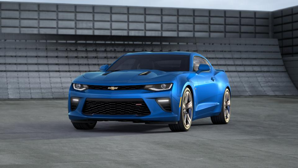 2016 Chevrolet Camaro Vehicle Photo in St. Clairsville, OH 43950