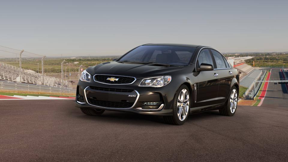 2016 Chevrolet SS Vehicle Photo in Ellwood City, PA 16117