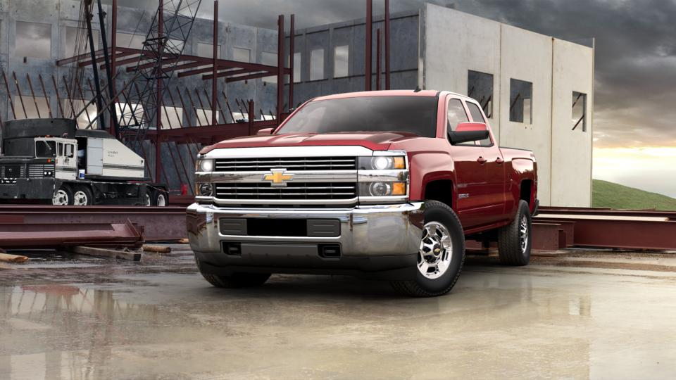 2016 Chevrolet Silverado 2500HD Vehicle Photo in Spokane, WA 99207