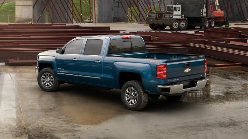 Used 2016 Chevrolet Silverado 2500HD Truck for Sale in ...