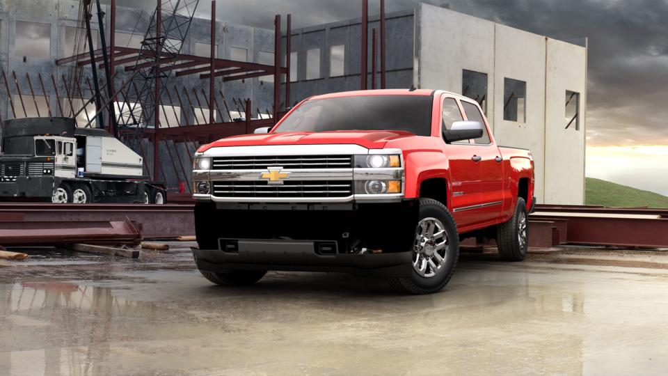 2016 Chevrolet Silverado 2500HD Vehicle Photo in Columbia, MO 65203-3903