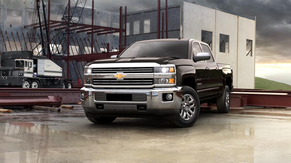 2016 Chevrolet Silverado 2500HD Vehicle Photo in San Angelo, TX 76903