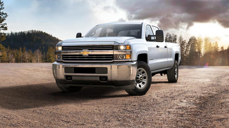 2016 Chevrolet Silverado 3500HD Vehicle Photo in Midland, TX 79703