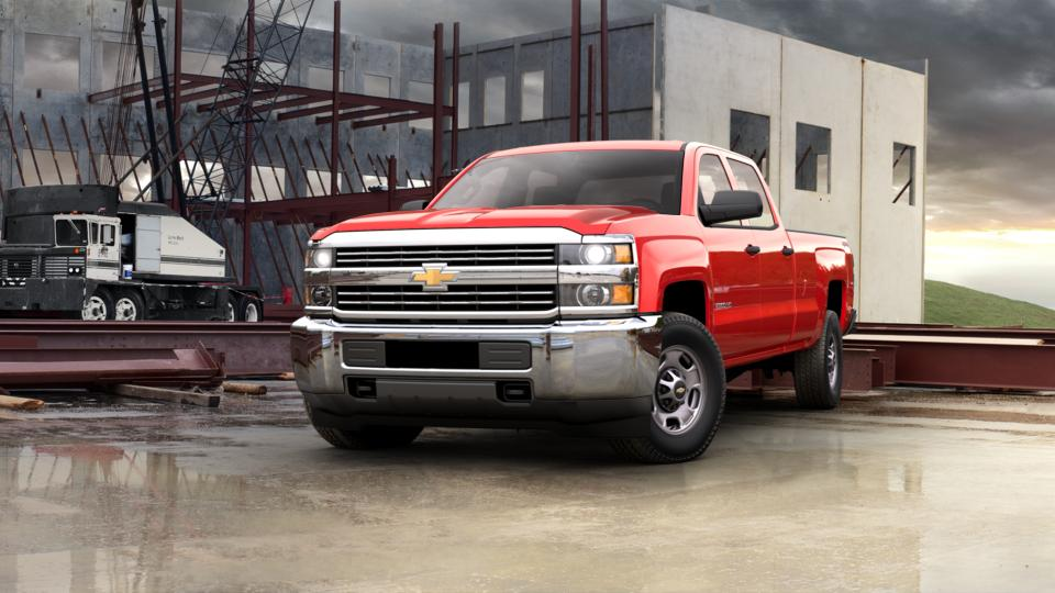 2016 Chevrolet Silverado 2500HD photo du véhicule à Val-d'Or, QC J9P 0J6