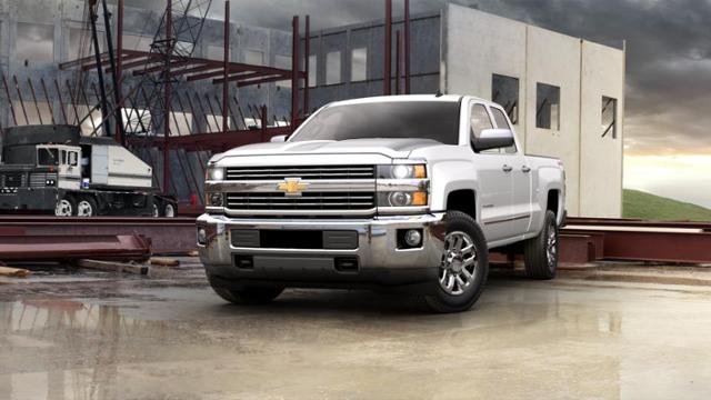 2016 Chevrolet Silverado 2500hd Vehicle Photo In Waterloo Ia 50702
