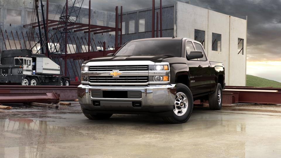 2016 Chevrolet Silverado 2500HD Vehicle Photo in Greensboro, NC 27407
