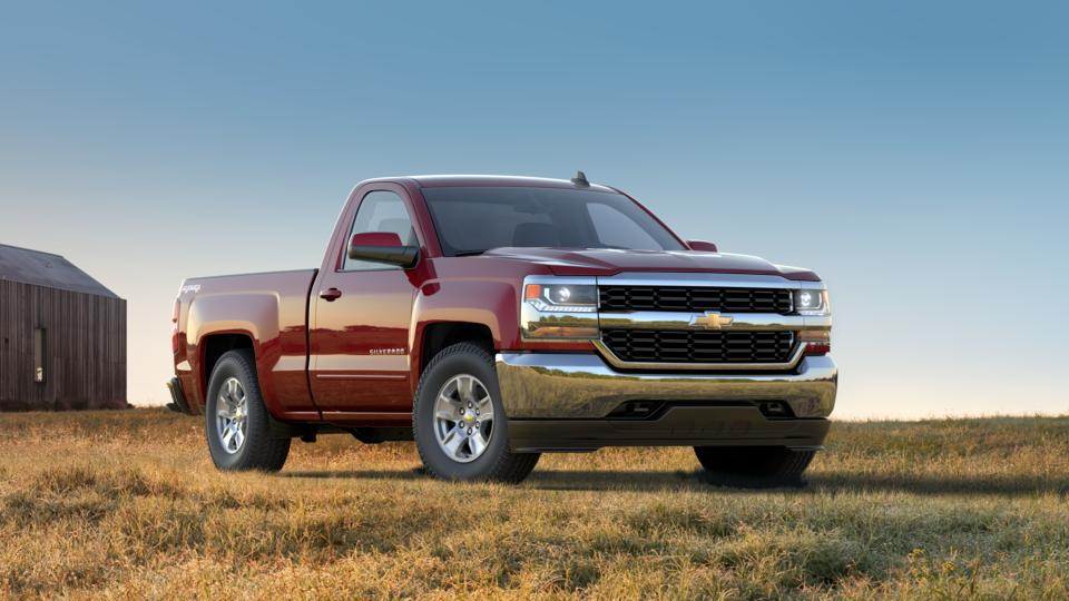 2016 Chevrolet Silverado 1500 Vehicle Photo in Independence, MO 64055