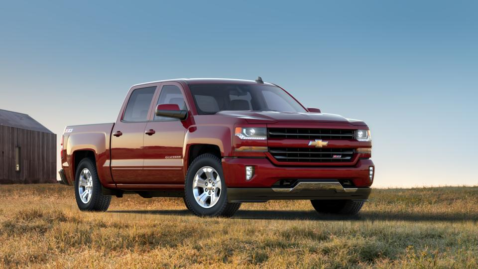 2016 Chevrolet Silverado 1500 Vehicle Photo in St. Clairsville, OH 43950