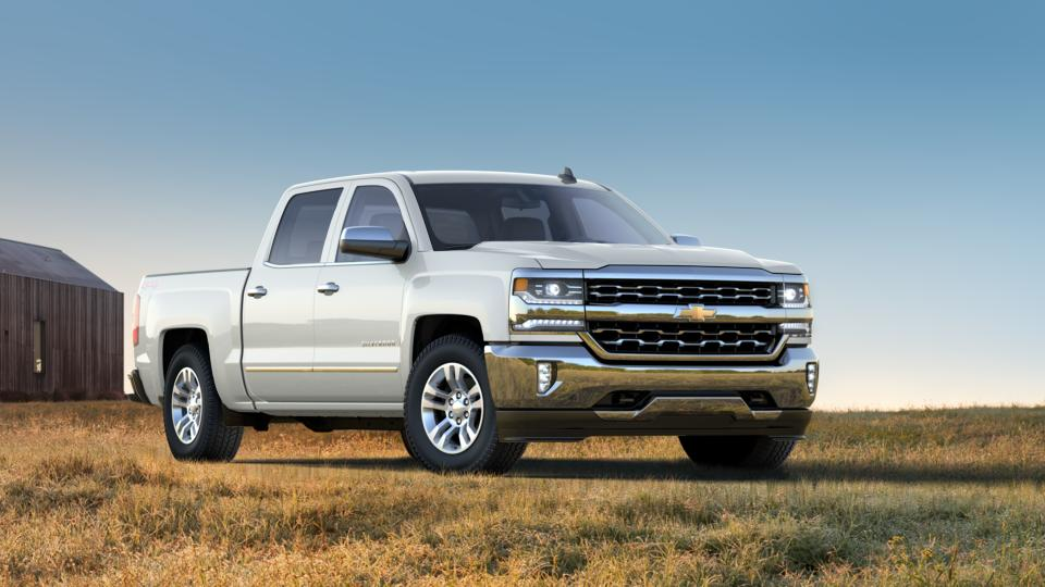 2016 Chevrolet Silverado 1500 Vehicle Photo In Grand Ledge, MI 48837