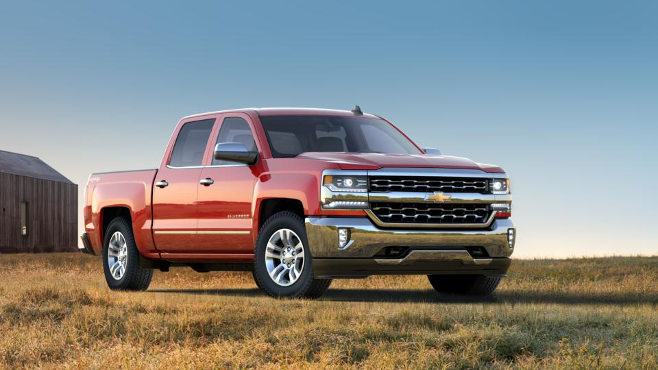 2016 Chevrolet Silverado 1500 Vehicle Photo in Henderson, NV 89014