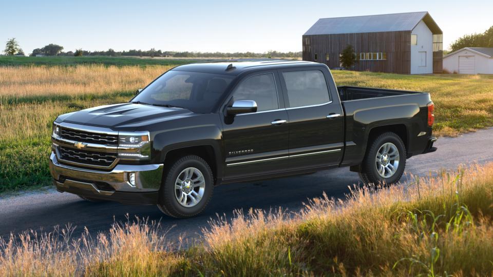 2016 silverado ltz texas edition