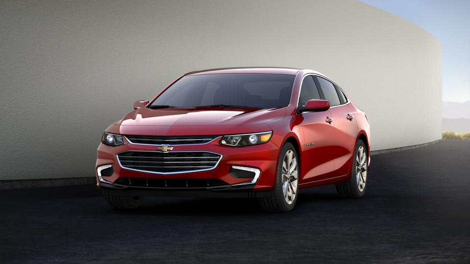 2016 Chevrolet Malibu Vehicle Photo in Henderson, NV 89014