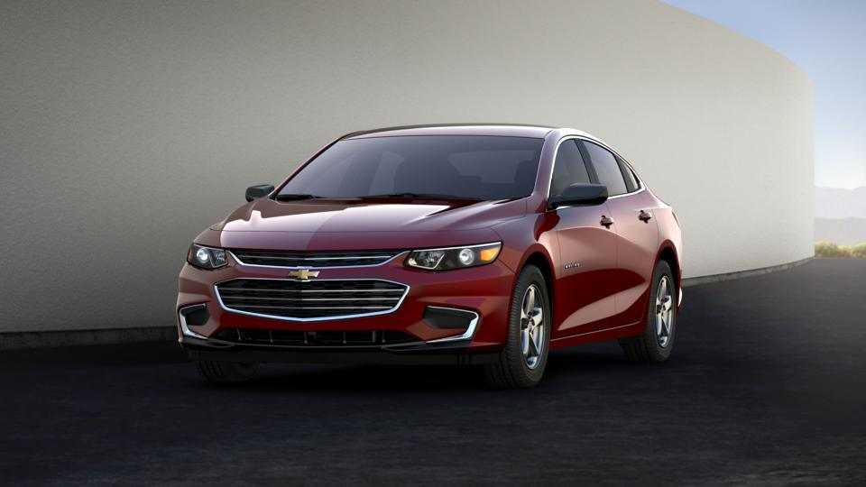 2016 Chevrolet Malibu Vehicle Photo in Mansfield, OH 44906