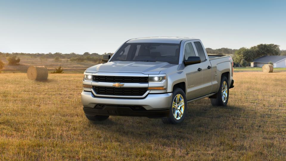 silver ice metallic 2016 chevrolet silverado 1500 used truck for sale in troy oh p7212. Black Bedroom Furniture Sets. Home Design Ideas