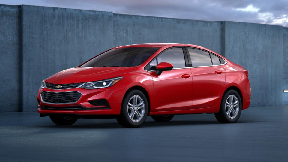 2016 Chevrolet Cruze Vehicle Photo in Chelsea, MI 48118