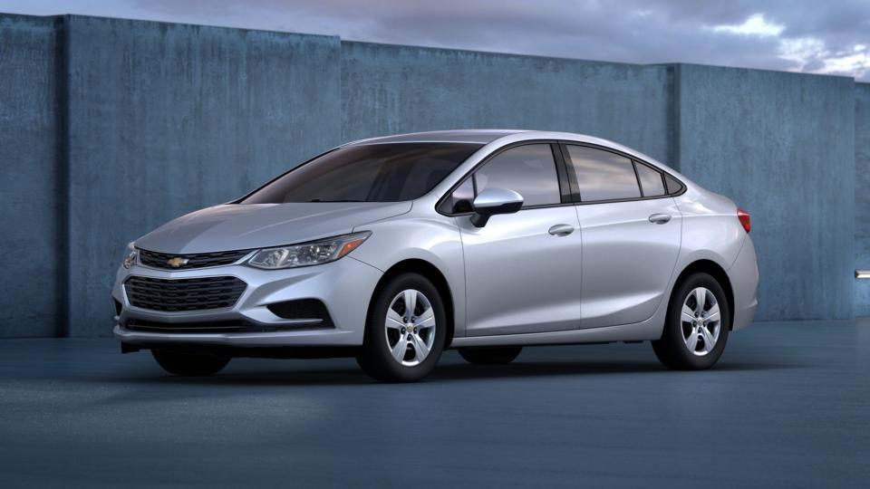 New Chevrolet Cruze At Rick Hendrick Chevrolet Of Buford
