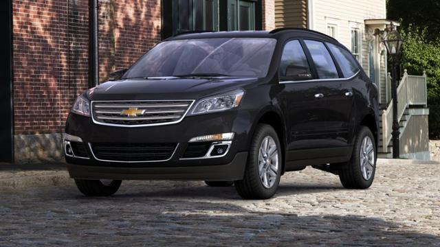 2017 Chevrolet Traverse Vehicle Photo In Tacoma, WA 98444