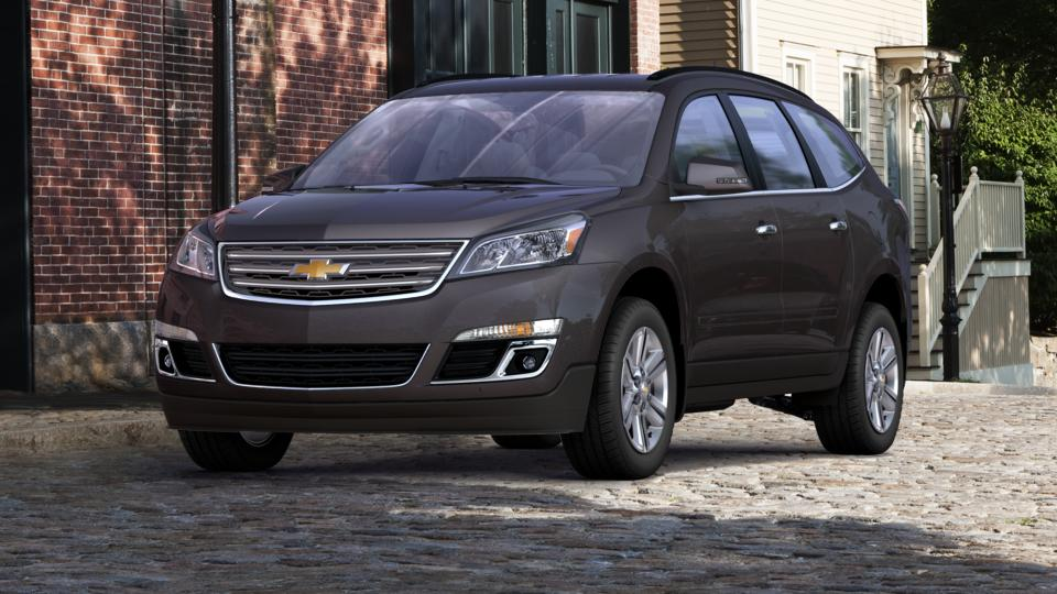 2017 Chevrolet Traverse Vehicle Photo in San Leandro, CA 94577