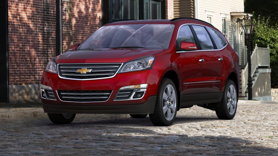 2017 Chevrolet Traverse Vehicle Photo in Sioux City, IA 51101