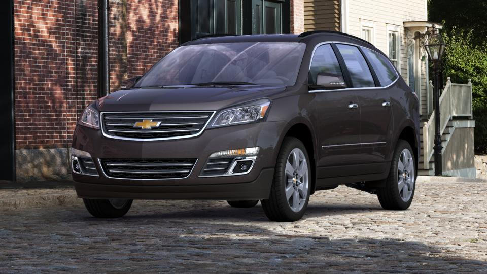 2017 Chevrolet Traverse Vehicle Photo in Lubbock, TX 79412