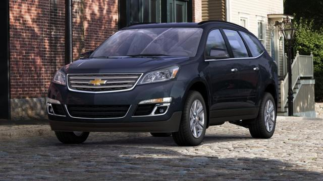 2017 Chevrolet Traverse Vehicle Photo In Lugoff Sc 29078