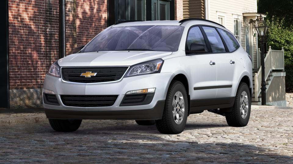 2017 Chevrolet Traverse Vehicle Photo in Charleston, SC 29407