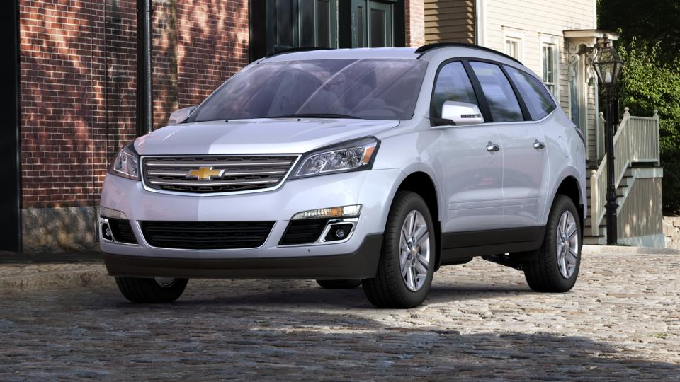 2017 Chevrolet Traverse Vehicle Photo in Massena, NY 13662