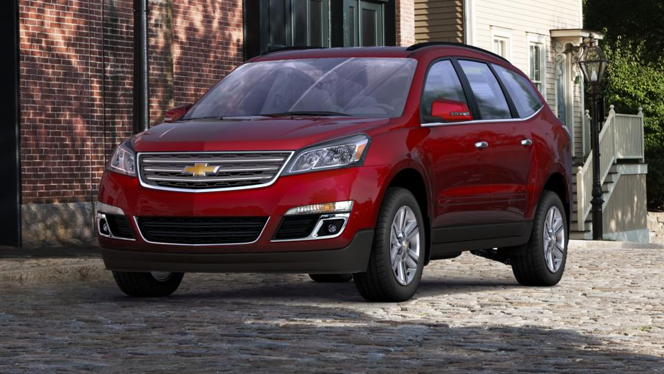2017 Chevrolet Traverse Vehicle Photo in Grand Rapids, MI 49512