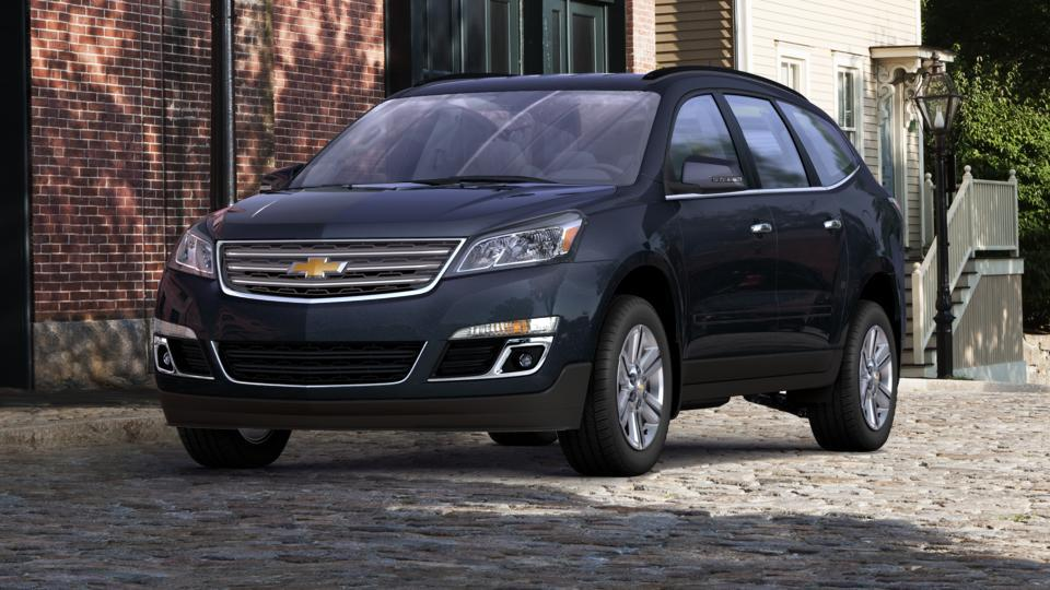 2017 Chevrolet Traverse Vehicle Photo in Gulfport, MS 39503