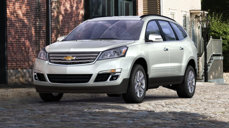 2017 Chevrolet Traverse Vehicle Photo in Pascagoula, MS 39567-2406