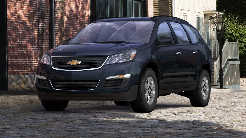 2017 Chevrolet Traverse Vehicle Photo in Anchorage, AK 99515