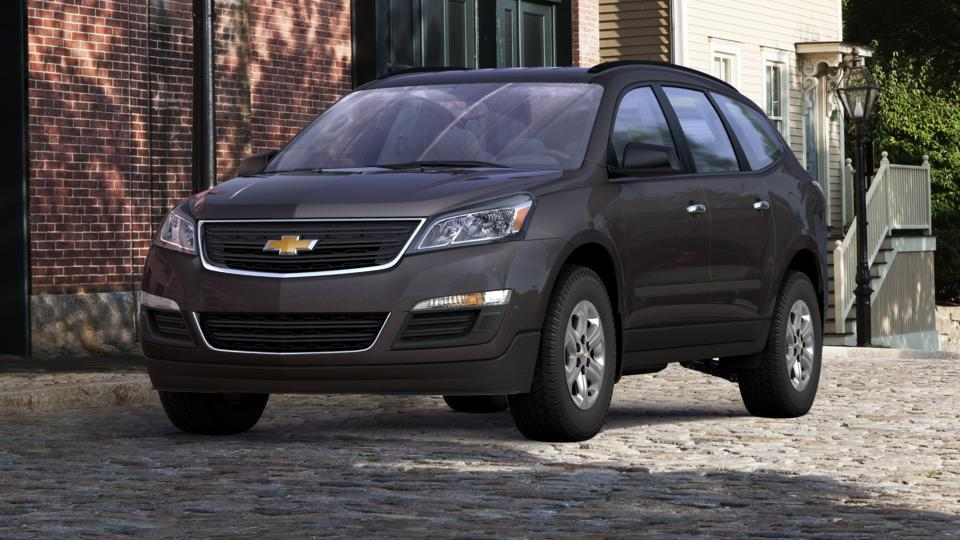 2017 Chevrolet Traverse Vehicle Photo in Las Vegas, NV 89104