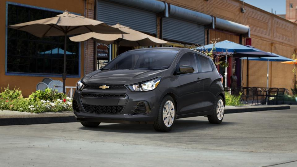 2017 Chevrolet Spark Vehicle Photo in San Angelo, TX 76903