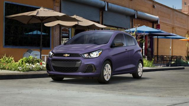 2017 Chevrolet Spark Vehicle Photo In Berland Md 21502