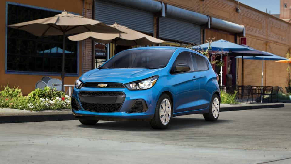 2017 Chevrolet Spark Vehicle Photo in Independence, MO 64055