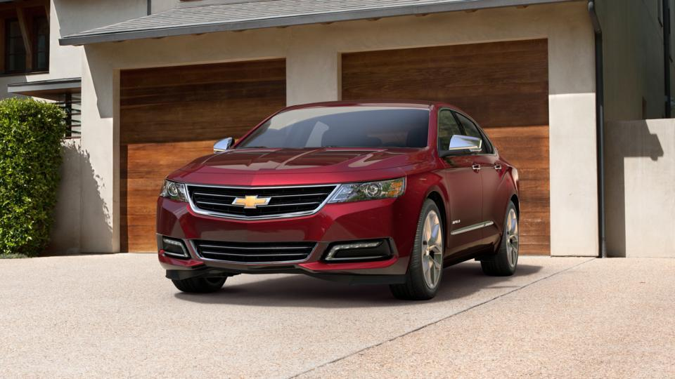 2017 Chevrolet Impala Vehicle Photo in Pahrump, NV 89048