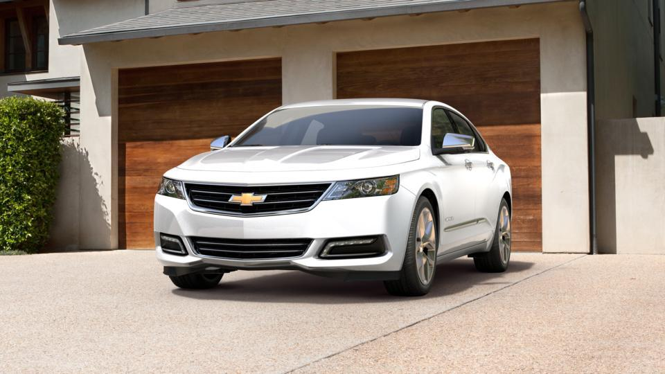 2017 Chevrolet Impala Vehicle Photo in Williston, ND 58801
