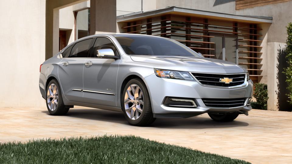 silver 2017 chevrolet impala used car for sale san antonio 1g1145s35hu147585. Black Bedroom Furniture Sets. Home Design Ideas